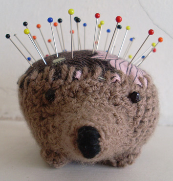 ˜hedgehog front