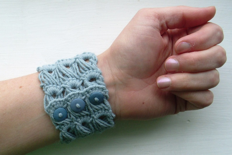 broomstick lace tutorial