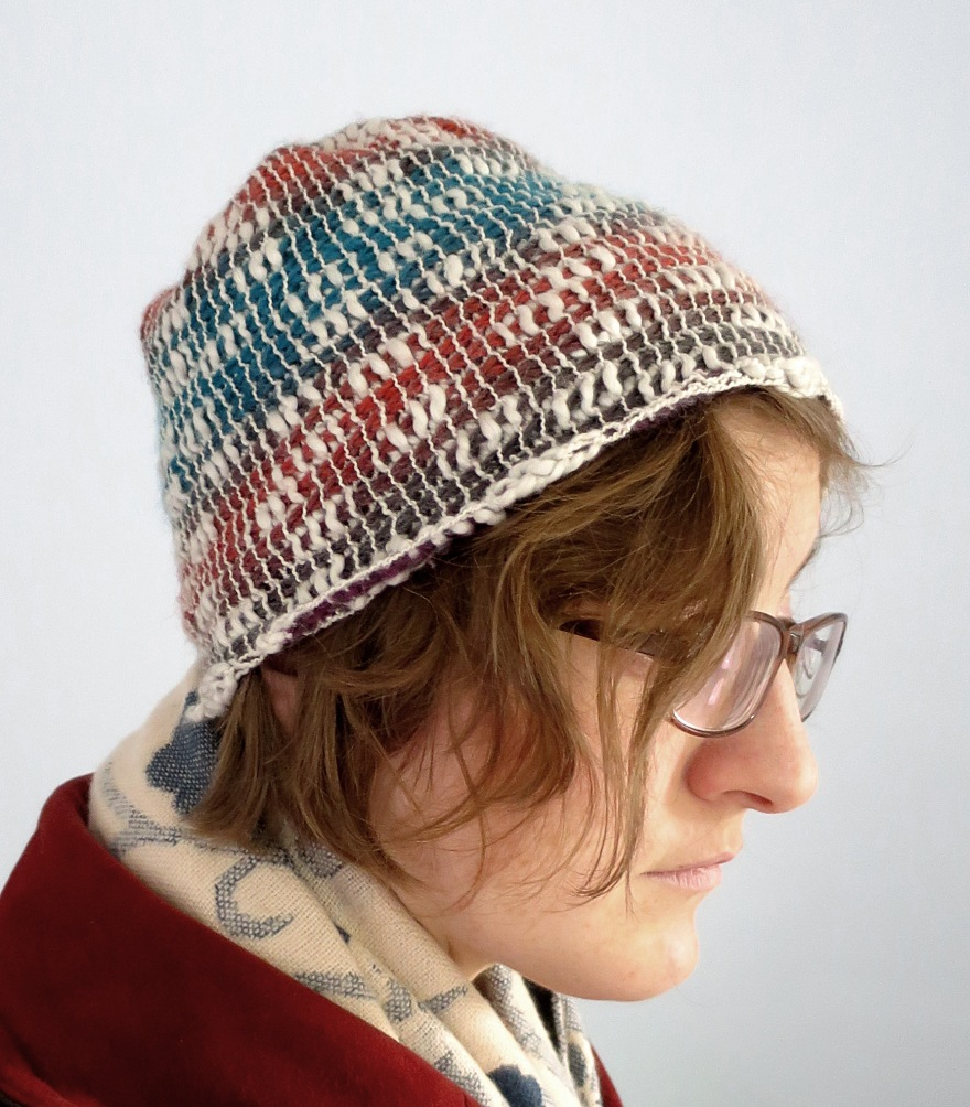 tunisian crochet hat (16)