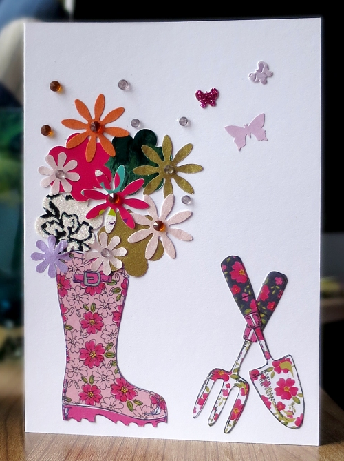wellie card 2