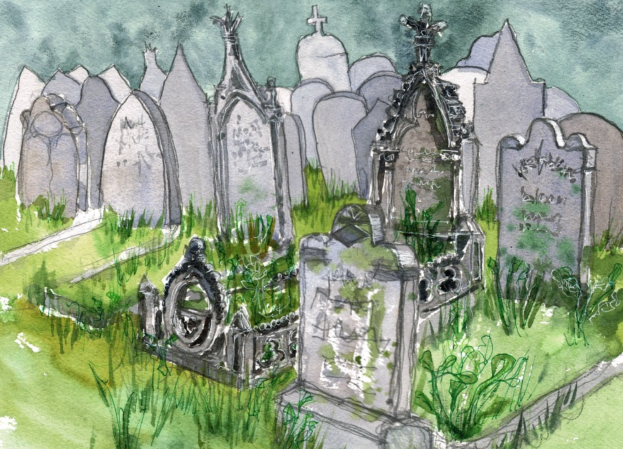 haworth-graveyard-watercolour