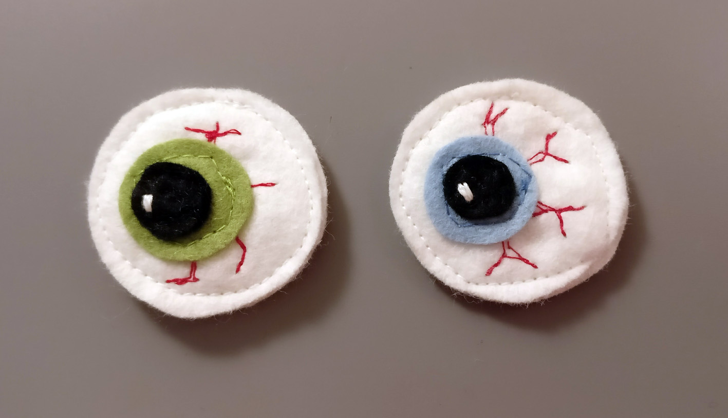 eyeball felt brooch (11)
